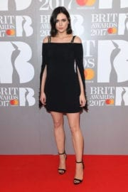 Lilah Parsons Stills at Brit Awards 2017 in London