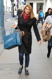 Lori Loughlin Out Shopping in Beverly Hills