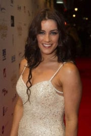 Lucie Jones Stills at 2017 WhatsOnStage Awards Concert in London