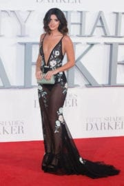 Lucy Mecklenburgh at Fifty Shades Darker Premiere in London