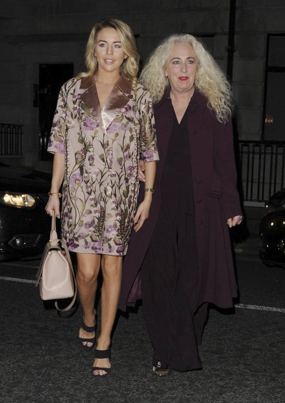 Lydia Bright Stills Night Out in London