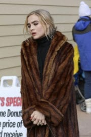 Maddie Hasson Out and About in Park City