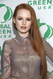 Madelaine Petsch Stills at 14th Annual Global Green Pre Oscar Party in Los Angeles