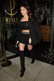 Madison Beer Stills at Catch LA in West Hollywood