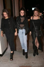 Maia Mitchell Stills at Catch LA in West Hollywood