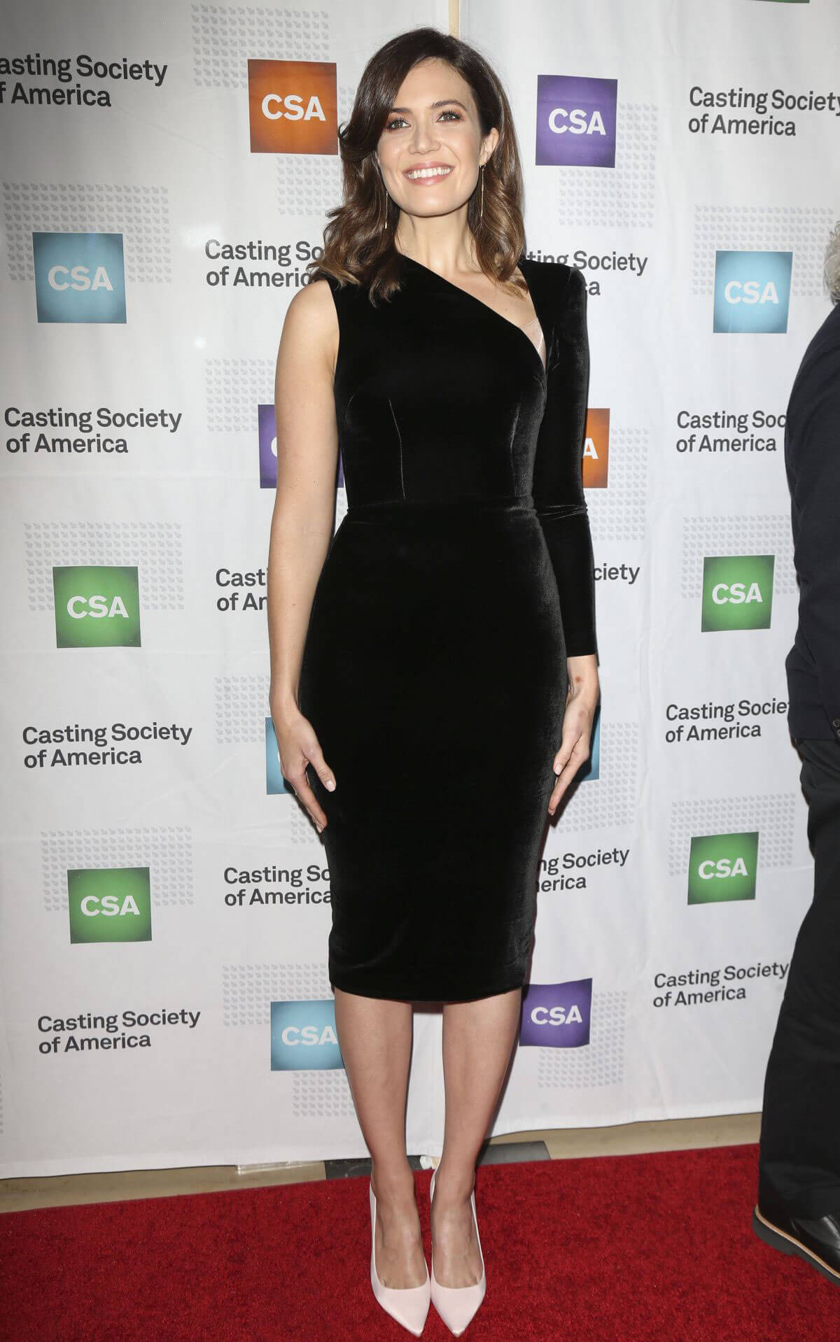 Mandy Moore at 32nd Annual Artios Awards in Los Angeles