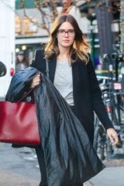 Mandy Moore Stills Out and About in Los Angeles
