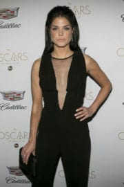Marie Avgeropoulos Stills at Cadillac's 89th Annual Academy Awards Celebration