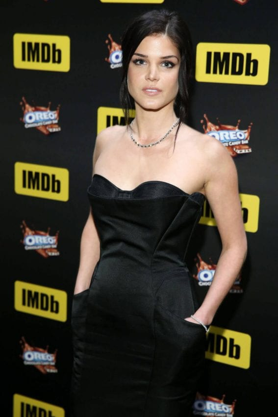 Marie Avgeropoulos Stills at imdb Live Viewing Party in Hollywood