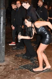 Marnie Simpson Stills on the Set of Geordie Shore at Ttuptup Palace in Newcastle