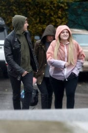Meghan Trainor Out and About in Los Angeles