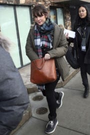Melanie Lynskey Out and About in Park City