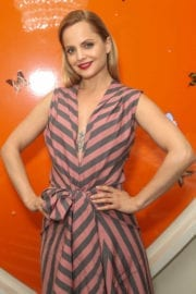 Mena Suvari at Tome Dinner Celebrating White Shirt Project and Freedom for All Foundation in Los Angeles