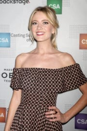 Meredith Hagner at 32nd Annual Artios Awards in Los Angeles