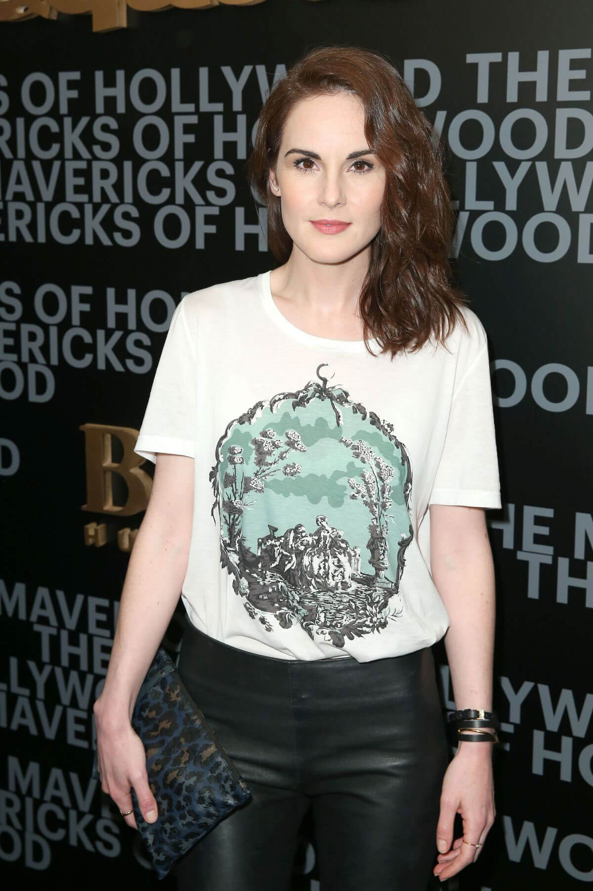Michelle Dockery Stills at Esquire's Celebration of March Cover