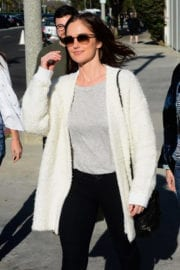 Minka Kelly Stills at United Talent Agency Voices Rally in Los Angeles