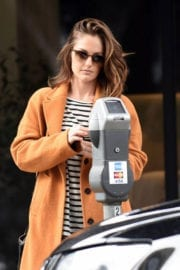 Minka Kelly Stills Out and About in Los Angeles