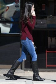 Miranda Cosgrove Stills Out for Lunch in Los Angeles