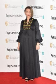 MyAnna Buring at Bafta Nominees' Party in London
