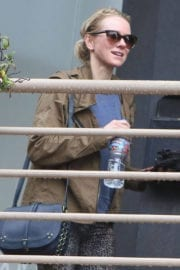 Naomi Watts Stills Out Shopping in Brentwood