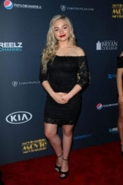 Natalie Alyn Lind at 25th Annual Movieguide Awards in Universal City