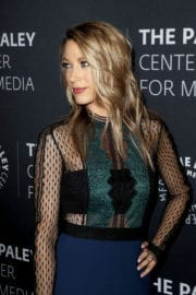 """Natalie Zea Stills at """"The Detour"""" Preview Screening and Discussion in New York"""