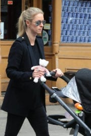 Nicky Hilton Stills Out and About in New York