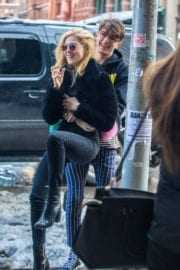 Nicola Peltz Stills Out and About in New York