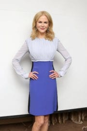 Nicole Kidman at Big Little Lies Press Conference in Los Angeles