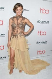 Nikki Leigh Stills at 3rd Annual Hollywood Beauty Awards in Los Angeles