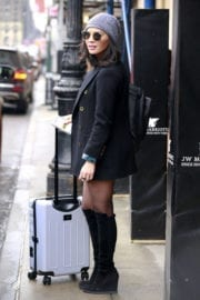 Olivia Munn Out and About in New York