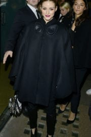 Olivia Palermo Stills at Burberry Fashion Show After Party in London
