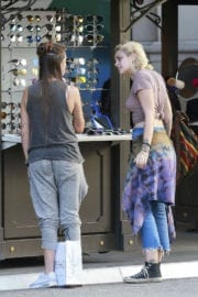 Paris Jackson Stills Out Shopping in Los Angeles