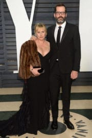 Patricia Arquette Stills at 2017 Vanity Fair Oscar Party in Beverly Hills