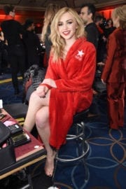 Peyton List Stills at Aha's Go Red for Women Colection 2017 in New York