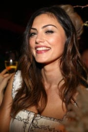 Phoebe Tonkin Stills at Charles Finch and Chanel Pre Oscar Awards Dinner
