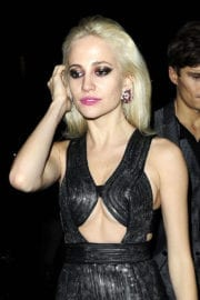Pixie Lott Stills at Universal and Warner Music Brit Awards Party in London