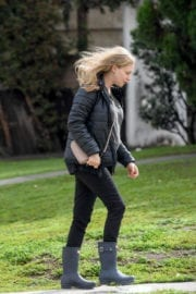 Pregnant Amanda Seyfried Out and About in Los Angeles