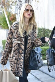 Rachel Zoe Out Shopping in West Hollywood