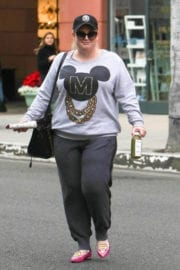 Rebel Wilson Out and About in Beverly Hills