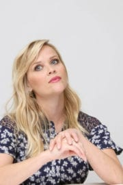 Reese Witherspoon at Big Little Lies Press Conference in Los Angeles