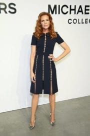 Robyn Lively Stills at Michael Kors Fashion Show in New York