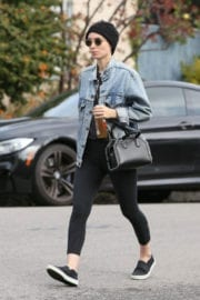 Rooney Mara Out and About in West Hollywood