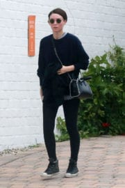 Rooney Mara Stills Out and About in Los Angeles
