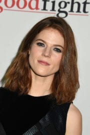Rose Leslie at 'The Good Fight' Premiere in New York