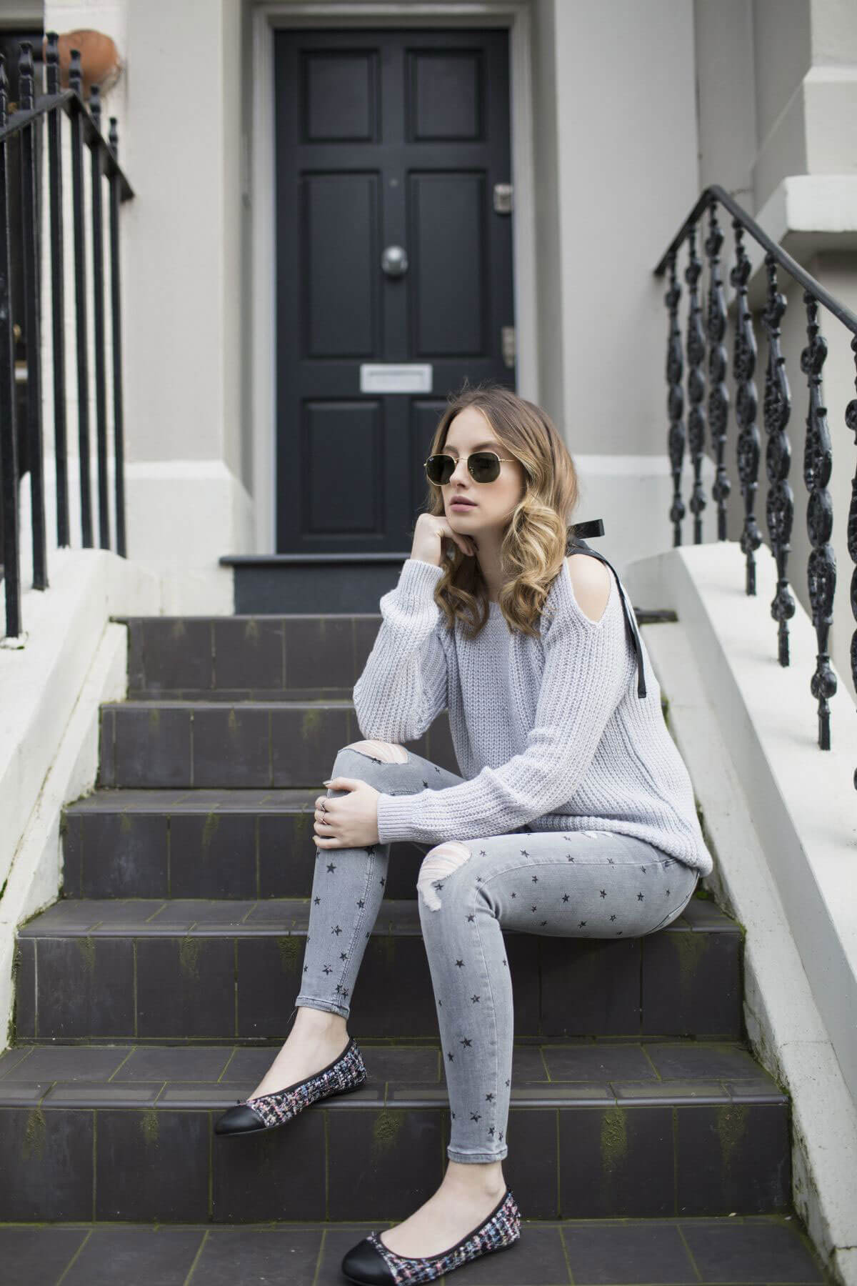 Rosie Fortescue Out in London