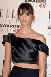 Sam Rollinson at Elle Style Awards 2017 in London