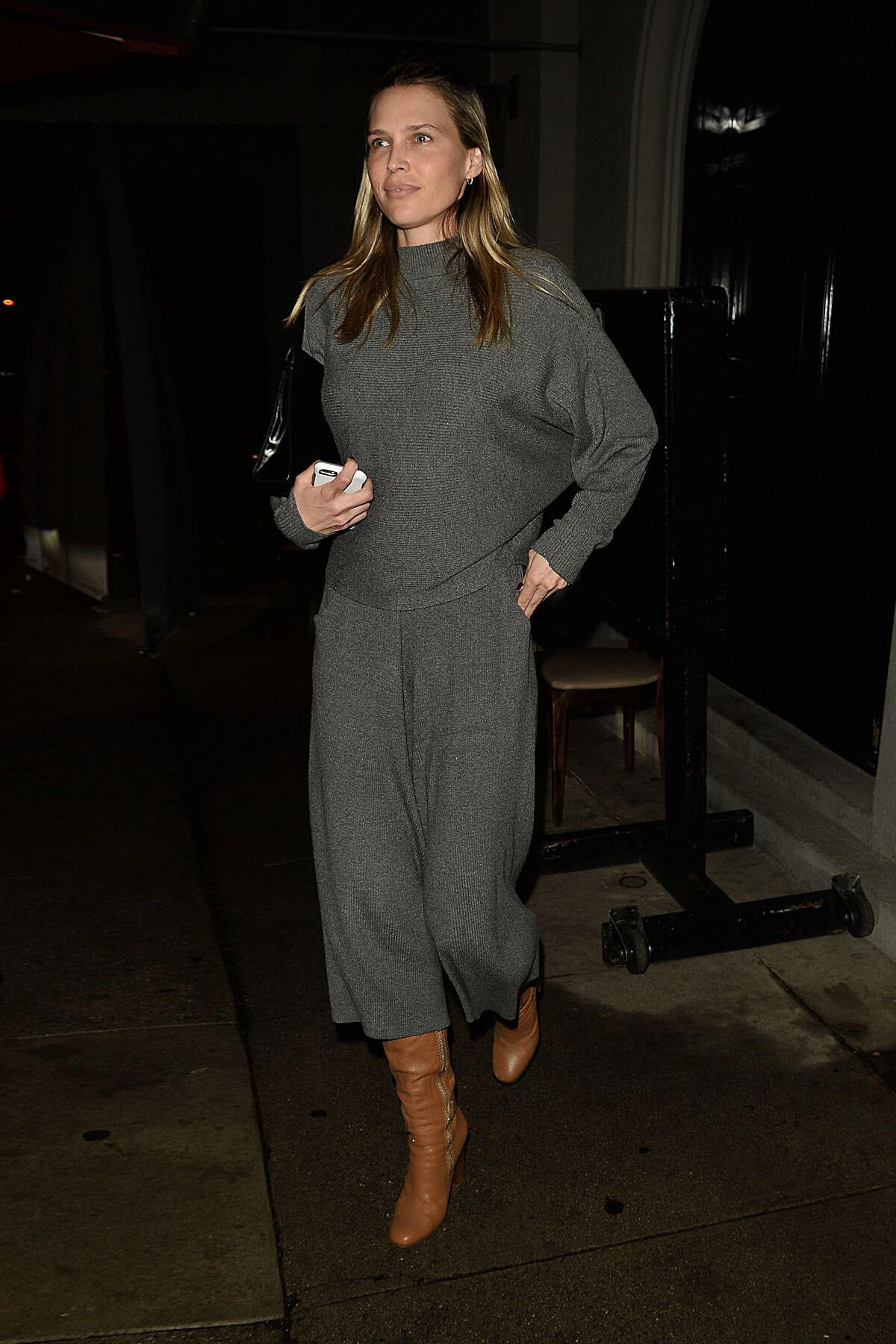 Sara Foster at Craigs restaurant in West Hollywood