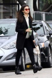 Selena Gomez Stills at Out and about in Los Angeles