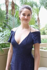 Shailene Woodley at 'Big Little Lies' Photocall in Los Angeles